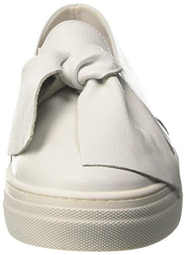 North Star 5141264, Zapatillas Altas para Mujer Bianco
