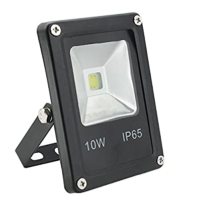 Cold White, 30W : LED Flood Light 10W 30W 50W Floodlight IP65 Waterproof LED Spotlight Refletor Outdoor Lighting Landscape For Garden Street Wall