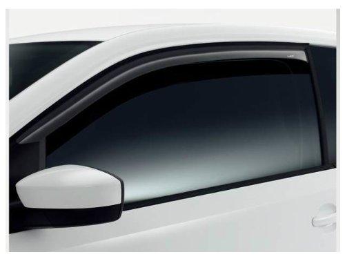 Volkswagen/フォルクスワーゲン 純正アクセサリー サイドバイザー UP!/アップ用 4ドア用フロント左右 B00MTHS8NS