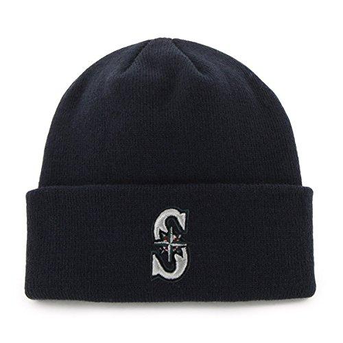 Seattle Mariners Cuffed Knit Hat, Mariners Beanie ...