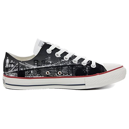 Converse Customized - zapatos personalizados (Producto Artesano) Slim Brooklyn