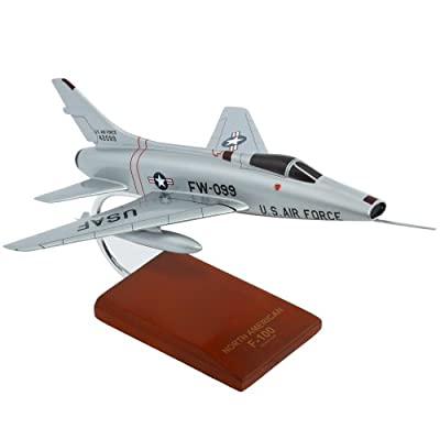 Mastercraft Collection North American F-100D Super Sabre Model Scale:1/48