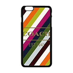 YESGG Coach design fashion cell phone case for iPhone 6 plus
