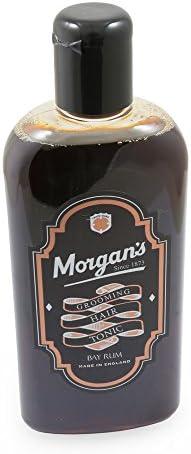MORGAN Morgans Grooming Hair Tonic 250ML, Negro, 250 Milliliters