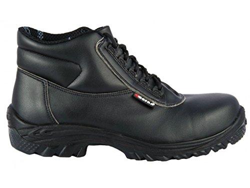 Cofra 63570-000.w43 Afmeting 109,2 Cm Ethyl S3 Src Veiligheidsschoenen - Zwart
