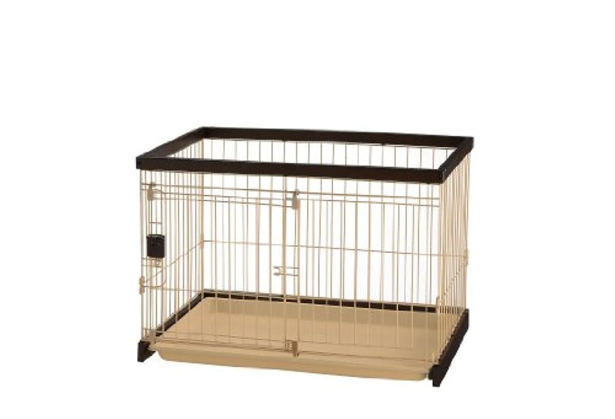 [해외] 리첼 반려동물 케이지 87×61×60cm