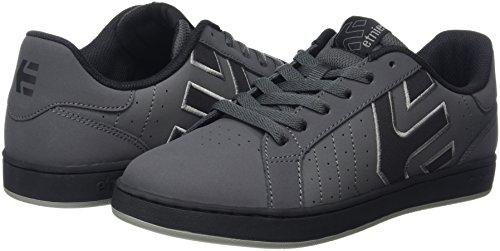 Etnies Pour Gris Ls Fader Noir022 Chaussures Fonc De Skateboard Homme gris X6rRXq