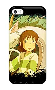 Special ZippyDoritEduard Skin Case Cover For Iphone 5/5s, Popular Spirited Away Phone Case