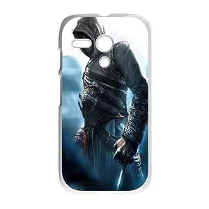 Assassins Creed Black Flag Motorola G Cell Phone Case White boml