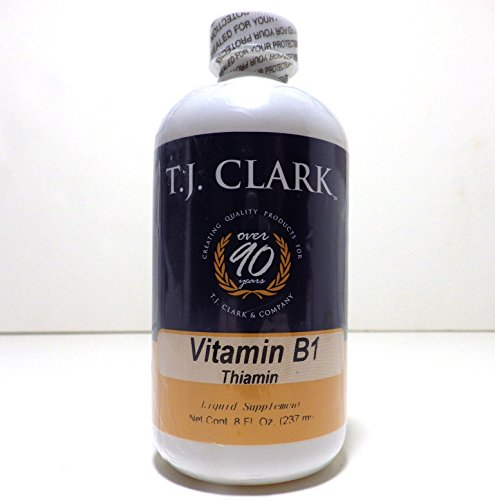 Vitamin B1 Liquid Formula – 8 Fl. Oz. (2 Pack)