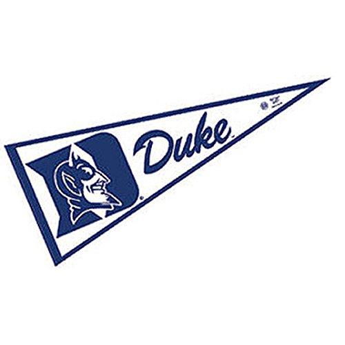 "NCAA Duke University WCR63902814 Carded Classic Pennant, 12"" x 30"""