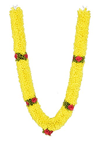 Daedal crafters- One Meter Garland, Lemon Yellow DC61, used for sale  Delivered anywhere in USA