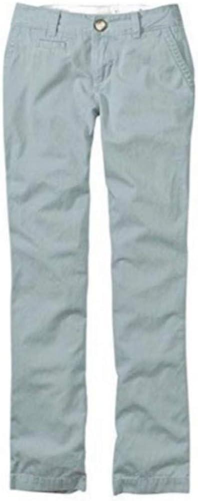 Pantalón Pantalones Chinos Mujer de Eddie Bauer - aqua, 34 (4): Amazon.es: Ropa y accesorios