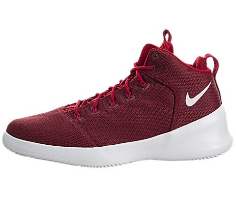 best sneakers b5220 2d9fc Galleon - Nike Mens Hyperfr3sh Gym Red Summit White Basketball Shoe 10 Men  US