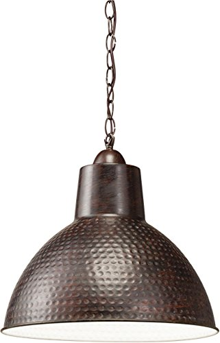 Kichler 78200 Missoula Pendant 1-Light, Bronze