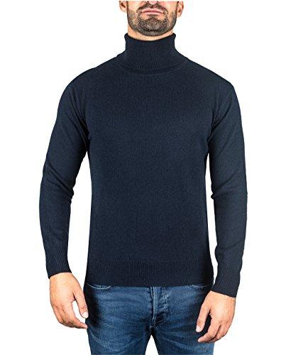 Maglione Uomo Cash Cachemire xxl Da mere Sweater Dolcevita Pullover Marina ch s 100 wOTqRa