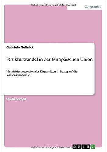 Strukturwandel in der Europäischen Union