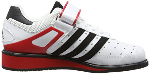 Adulti Perfect adidas Scarpe Unisex Indoor II Bianco Power Sportive WUzzxqw05