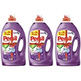 Persil Lavender Concentrated Detergent Power Gel - Pack of 3 Bottles x 5 Liter