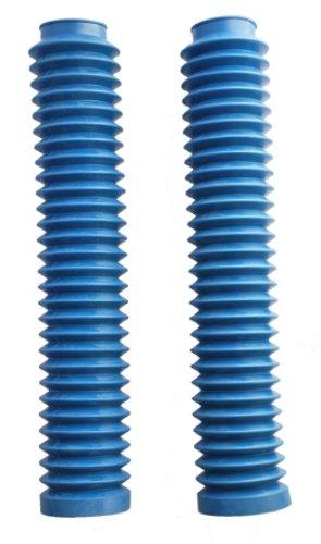 Blue Fork Gaiters for Suzuki DR350 90-01