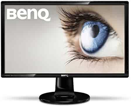 BenQ GL2760H 27 inch FHD 1080p 2ms Gaming Monitor Response Time HDMI
