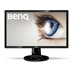 """BenQ GL2760H - Monitor de 27"""" Full HD (1920 x 1080p, LED, 2 ms,  250 cd/m2, HDMI, VGA, Flicker-free), color negro"""