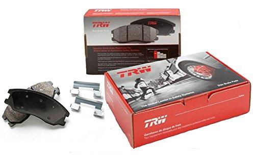 TRW TPC1568 Premium Ceramic Front Disc Brake Pad Set