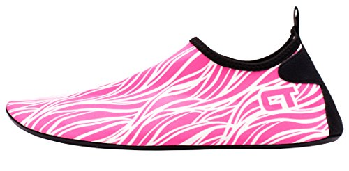 Giotto Barfuß Quick-Dry Frauen Männer Kinder Wassersport Schuhe Haut Aqua Socken für Schwimmen Beach Pool Surf Yoga A-Rosa