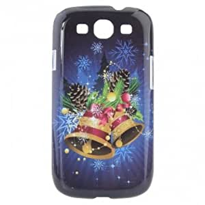Sweet Christmas Bell Protective Case For Samsung Galaxy S3 I9300