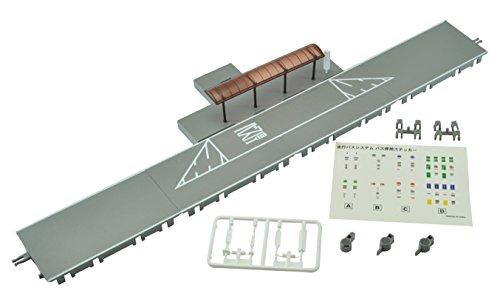 トミーテック ジオコレ バスコレ走行システム BS-001 バス停ユニットセットA ジオラマ用品
