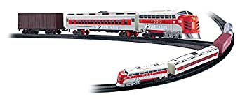 World Tech Toys Electric Luxury Lights and Sounds Train Set