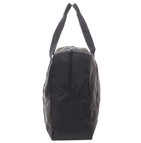 Price comparison product image Flight 001 Expandable Souvenir Bag Travel Tote, Black, One Size