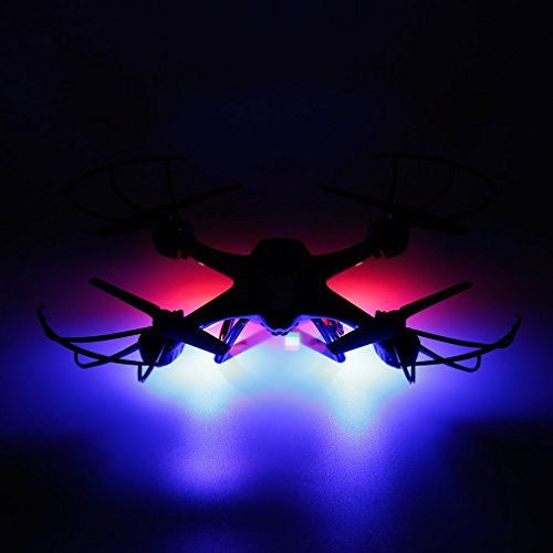 Juweishangmao 2.4GHz 4 Channel WiFi FPV 6 Axis Gyro Drone 0.3MP Camera for MJX X401H by Juweishangmao (Image #1)