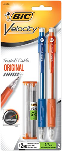 BIC Velocity Mechanical Pencil 2 Count