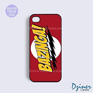 iPhone 4 4s Case - Bazinga iPhone Cover