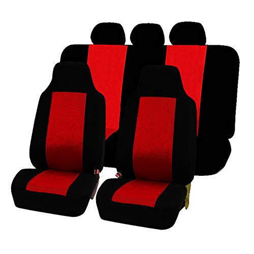 CARWORD Car Seat Cover Sets Auto Interior Accessories Styling Set Absorbent Non-Slip Washable for Cars SUVS and Trucks Fit-Towel
