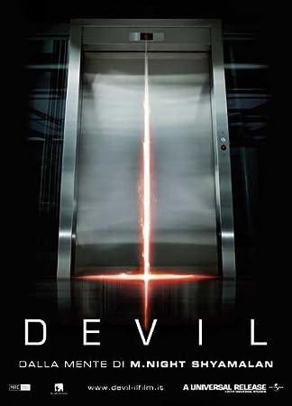 Amazon.com: Devil Movie Poster (27 x 40 Inches - 69cm x 102cm ...