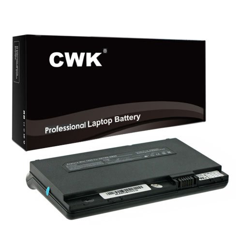 CWK New Replacement Laptop Notebook Battery for HP Mini 1199ER 1199ET 1199EV 1199EZ 1108TU 1109TU 1110LA 1110NR HP Mini 1137NR 1139NR 1015TU 1016TU 1017TU 1018TU 1153NR 1160CM HP Mini 1035NR ()