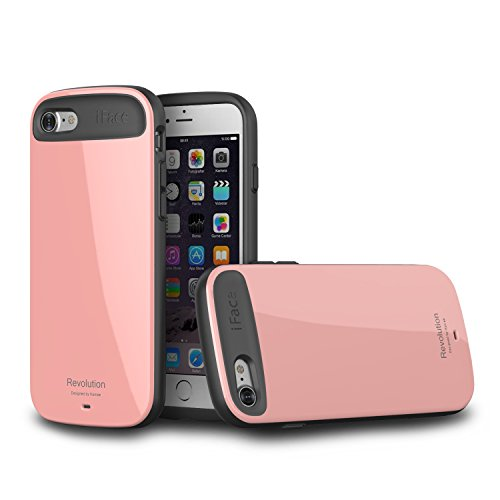 iPhone 7 Case, iFace [Revolution] Rugged Hard Case with Slim Hand-Fitted Design For Apple iPhone 7 2016 - Pink