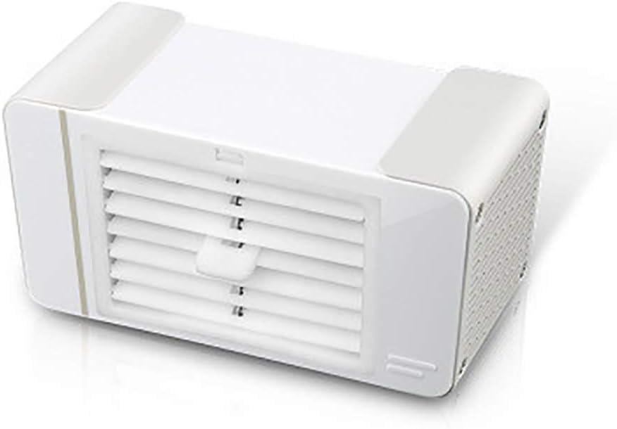 OOFAYHD Mini acondicionador de Aire para automóvil, Ventilador de ...