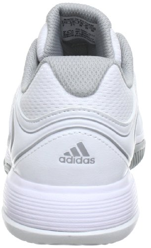 adidas White Damen Grey Silver ambition W logo Ice Performance Weiß Running VIII Ftw Tennisschuhe Q34051 Metallic vaYwZvrFq