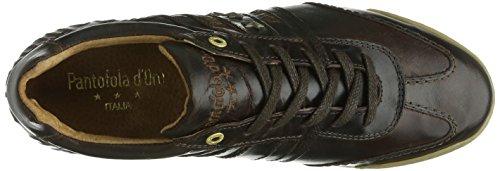 Pantofola dOro ASCOLI PICENO LOW UNI Herren Sneakers Braun (After Dark)