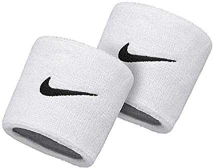 RZ World White Polyester Wrist Band Accessories