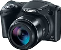 Canon PowerShot SX420 IS Digital Camera w/ 20MP, 42x Optical Zoom, 720p HD Video & Built-In Wi-Fi + 64GB Card + Reader + Grip + Spare Battery and Charger + Tripod + DigitalAndMore Accessory Bundle by Canon