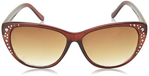 Ocean Sunglasses Miami - lunettes de soleil polarisées - Monture : Noir Laqué - Verres : Fumée (18240.3) OFDZ5CK6