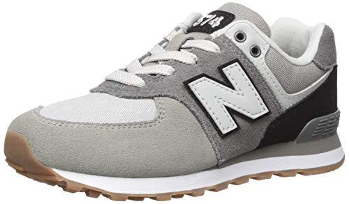 onic 574 Sneaker, Castle Rock/Black, 9 W US Toddler ()