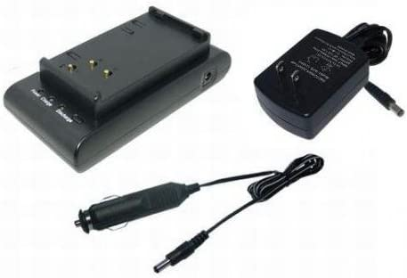 Battery Charger for JVC GR-D350AA GR-D350AC GR-D350AG GR-D350AH MiniDV Camcorder