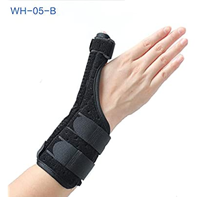 Medical Wristbands Tenosynovitis Brace Ober Finger Support Thumb sprains Fracture Fixed Gear Trigger Thumb Quervain Disease WH-05-B Estimated Price £17.00 -