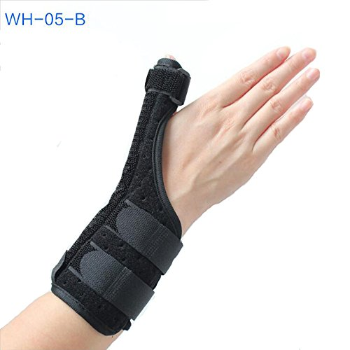 Medical Wristbands Tenosynovitis Brace Ober Finger Support Thumb sprains Fracture Fixed Gear Trigger Thumb De Quervain Disease (WH-05-B)