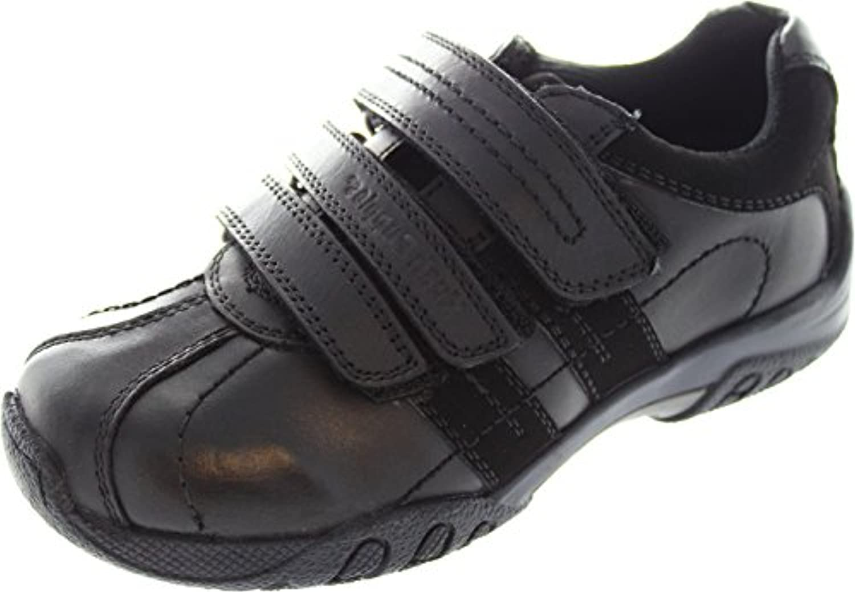 Hush Puppies Boys Seb School Shoes F Fitting UK 2.5